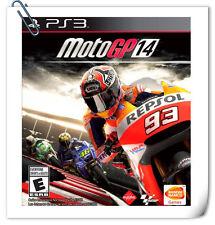PS3 MOTOGP 14 SONY PlayStation Games Racing Bandai Namco