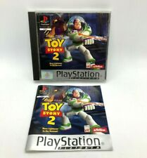 Toy Story 2 PS1 Complete With Manual VGC Fully Tested & Working PLATINUM