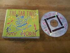CD Jazz The Tab Two - My Horn (4 Song) Promo INTERCORD Hattler Kraan sc /C