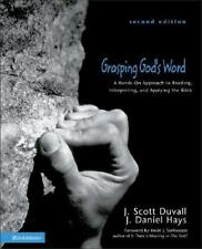 Grasping God's Word: A Hands-