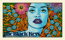 Black Keys Poster Chuck Sperry San Francisco SF 2019 In Hand Ready to Ship