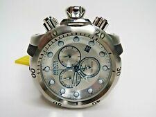 Invicta Reserve Men's Venom Chronograph Watch Stainless Bracelet Black 5727