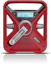 Emergency Preparedness Radio Supplies Hand Crank Generator USB Charger Prepper