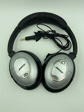 Bose QC15 Quiet Comfort 15 Acoustic Noise Cancelling Headphones #QC15 Tested