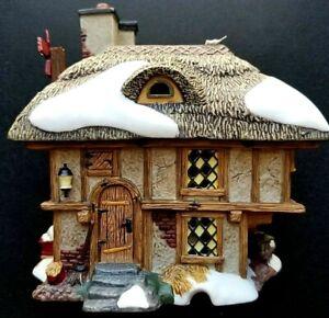 Department 56 Dickens' Village Frasier Family Farmhouse #58754 New Retired💖