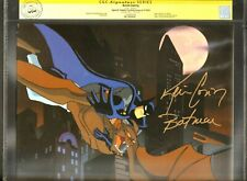 Batman The Animated Series 11x14 PRINT CGC Signature Series signed Kevin Conroy