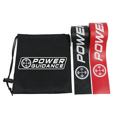 POWER GUIDANCE Floss Bands Resistance Compression Mobility & Recovery Band Gym