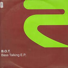 B.O.T. - Bass Talking E.P. - Rise