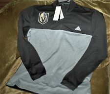 Las Vegas Golden Knights 1/4 zip jacket men's XL New with tags Adidas Climalite