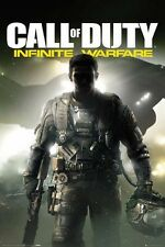 "CALL OF DUTY  POSTER ""INFINITE WARFARE"" LICENSED ""BRAND NEW"" COVER"