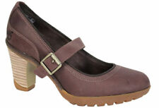 Sandali e scarpe Timberland marrone per il mare da donna