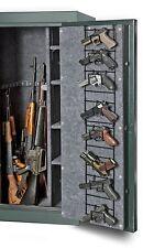 Adjustable Hooks Gun Pistol Rifle Rack Safe Locker Storage Organizer Space Saver
