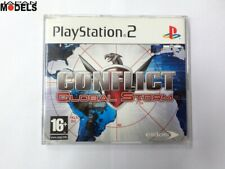 Conflict Global Storm Eidos Version Promo Playstation 2 ps2 PAL RAR RARE