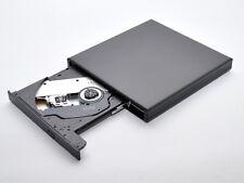 USB 3.0 Blu Ray BD DVD CD Brenner Laufwerk extern Slim 3D für PC Notebooks Mac