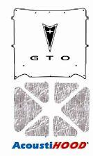 1971 1972 Pontiac Under Hood Cover with G-041 GTO