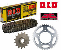 Hyosung GT125 R Supersport 2006-2014 DID Motorcycle Chain and Sprocket Kit
