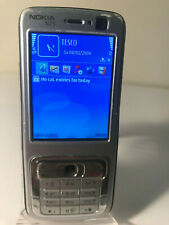 Nokia N73 - Silver (Unlocked) Mobile Phone - Missing centre scroll key