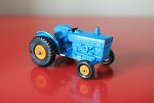 """Lesney 2.2"""" FORD TRACTOR No:39 Diecast Matchbox VINTAGE Blue"""