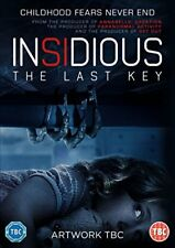 Insidious The Last Key [DVD] [2018]