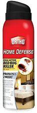 Bed Bug Killer Aerosol Spray Repellents Mites Insect Bedding Bedroom 18 Ounce