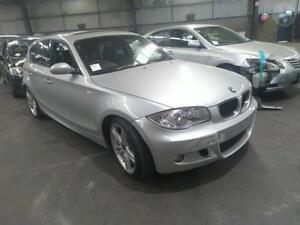 WRECKING 2005 BMW E87 120i 1Series, 2004-2007,2.0L Petrol ,N46B20O MANUAL 103k
