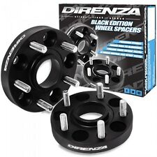 DIRENZA HUBCENTRIC FORGED ALUMINIUM 15MM 4x100 WHEEL SPACERS FOR MG ZR ZS 01+