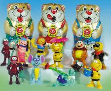 DIE BIENE MAJA MAYA UND FREUNDE KOMPLETT 10 süße Figuren von RK TOP! NEU!