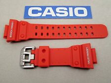 Genuine Casio King G-Shock GX-56 GXW-56 GX-56-4 GXW-56-4 resin watch band orange