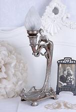 Nostalgia Lampada da tavolo Nouveau donne personaggio Lampada Lampada Vintage