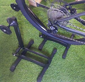 Fahrrad-Ständer Abstellständer schwarz klappbar für ein Rad