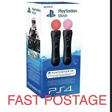 Sony PlayStation Move Motion Controller Twin Pack (PS4/PSVR) FAST POSTAGE