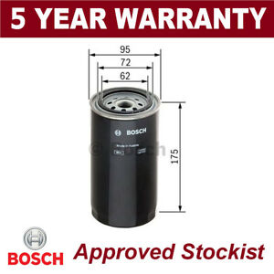 Bosch Commercial Fuel Filter N2030 F026402030