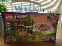 Lego Friends Nature Glamping (41392), 241 pieces New