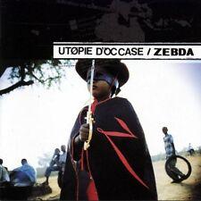 ZEBDA - Utopie d'occase - CD 2002 SIGILLATO SEALED