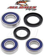 All Balls Wheel Bearing Kit Rear for Kawasaki LTD 650//750 KZ1000