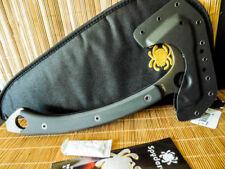 Spyderco H01 Laci Szabo Szabohawk Tomahawk knife - DISCONTINUED - NEW IN POUCH