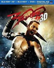 300: Rise of an Empire 3D (Blu-ray/DVD, 2014, 3-Disc Set, Includes Digital Copy)