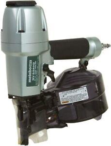 Metabo HPT NV65AH2M 2-1/2 inch Coil Nailer