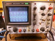 Hitachi V 202F oscilloscope