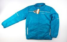 Merrell Enthermic Primaloft Insulated turquoise jacket Packable $120 Sz. XL 3M