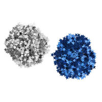 Star Confetti Glitter Table Confetti Metallic Foil Stars Wedding Party Decor