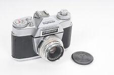 Voigtlander Bessamatic Film Camera w/50mm f2.8 Lens                         #224