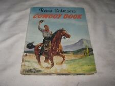 A Vintage 1955 edition Ross Salmons Cowboy Book