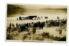 More details for ireland portmarnock  kingsford smith australian atlantic flight 1930 rp postcard