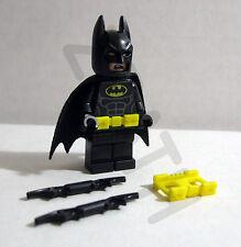 Lego Batman Movie NEW Batman minifigure w/ utility belts 70905 Batmobile 2017 B+