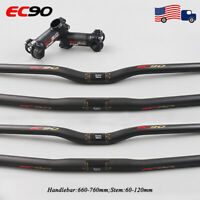 EasyTi 31.8mm Titanium 15mm Riser Handlebar  For MTB 580//600//620//640//660//680mm