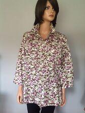 Charter Club Women Shirt Designer Fashion PLUS Size 18W Button Down Multicolor