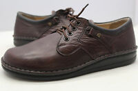 FINN COMFORT-MENS- 9 - 9 1/2 US (42 EU ) SENSITIVE, VASSA BROWN S-M-09