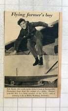 1953 Bob Snook L Basingstoke Earning To Fly White Waltham Berkshire