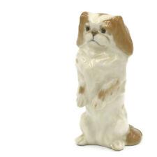 Vintage Royal Copenhagen Pekingese Dog 1776